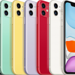 Apple iPhone 11 Color Options